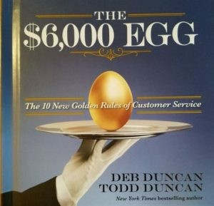 $6000 egg book cover