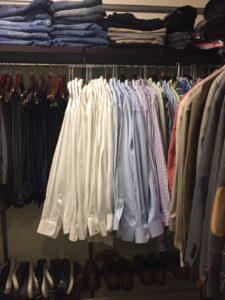 g closet